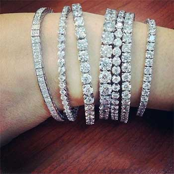 What Are Gold Cz Tennis Bracelets Anyway Favorite Styles