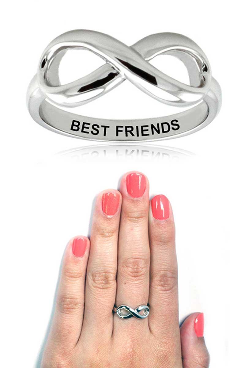 Friendship Rings for Women
