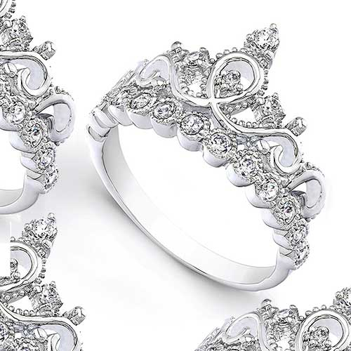 Princess Crown Ring Review
