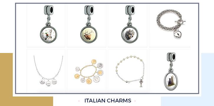 Italian Charms